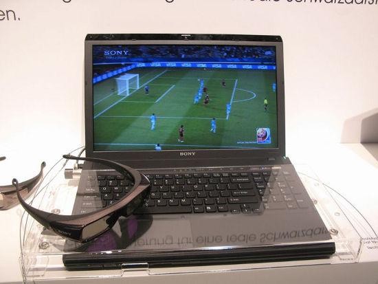 прототип ноутбука Sony