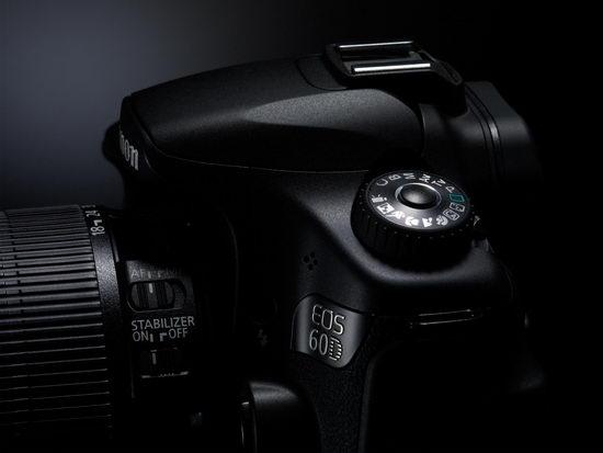 Барабан переключения режимов съемки Canon EOS 60D