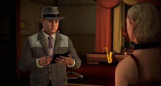 В интерактивном детективе L.A. Noire нам предстоит заниматься привычными вещами – опрашивать свидетелей, изучать улики и искать преступников