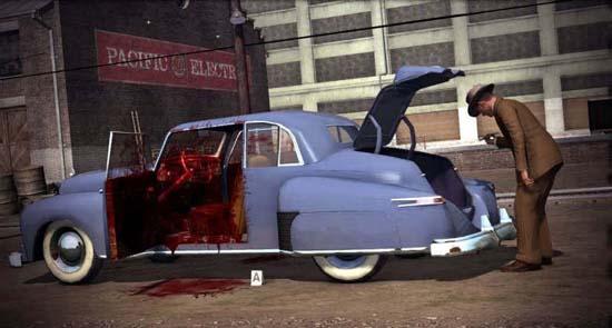 L.A. Noire – найти убийцу поможет каждая мелочь