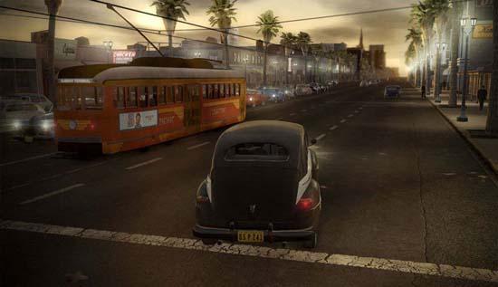 Судя по всему, с атмосферой у L.A. Noire будет все в порядке