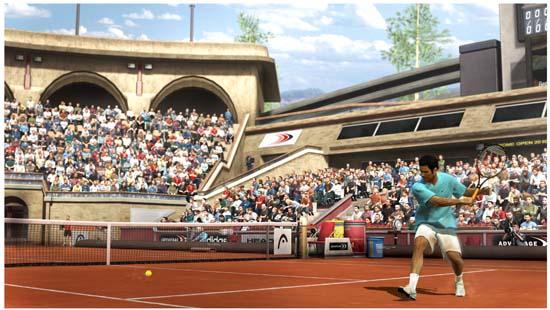 К сожалению, на PC симулятор тенниса Top Spin 4 не заглянет