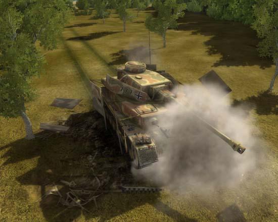 «Искусство войны. Битва за Кан» – На поле танки грохотали…