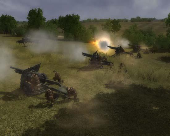 «Искусство войны. Битва за Кан» – Артиллерия дает отпор