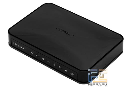 Роутер NetGear Wireless-N300 JWNR2000