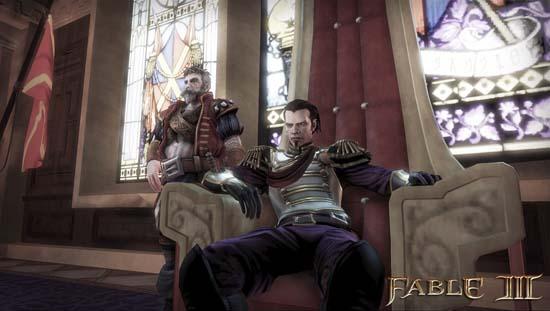Молинье обещает, что в форме подачи сюжета Fable III обязательно произведет революцию