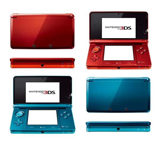 Основой защиты портативной консоли Nintendo 3DS станет возможность автоматического обновления прошивки