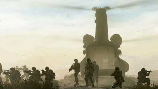 Теперь американские солдаты в Medal of Honor будут воевать с представителями Opposing Force, что в переводе звучит крайне просто – «противник»