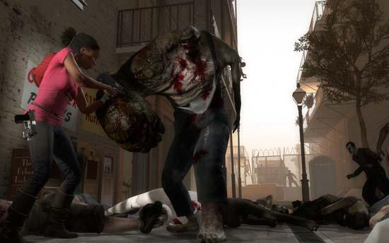 Боссы в Left 4 Dead 2 – такая же головная боль, как и в оригинале