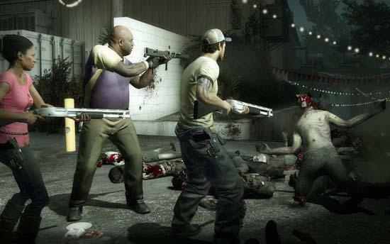 Против слаженной кооперативной игры у зомби Left 4 Dead 2 нет никаких шансов