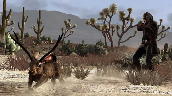 Red Dead Redemption – Мяса с такого архаровца немного, но вот рога дорогого стоят