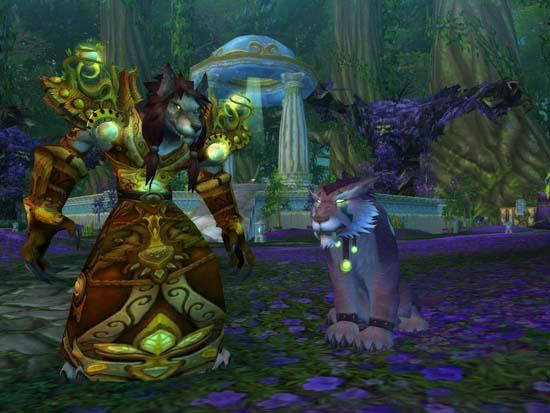 В World of Warcraft: Cataclysm появятся две новые расы – воргены и гоблины