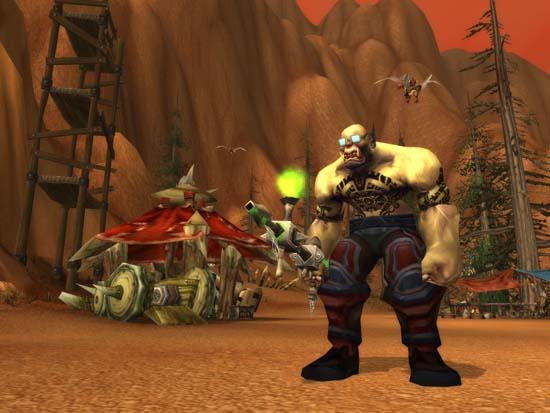 World of Warcraft: Cataclysm – Все локации, от Калимдора до Восточных королевств, навеки изменились после Катаклизма