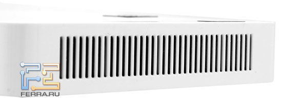 Вентиляционные отверстия WEXLER.Nano 202