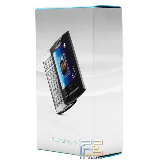������� Sony Ericsson Xpeira X10 mini pro