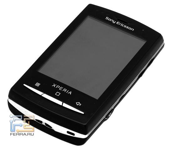 Sony Ericsson Xpeira X10 mini pro � ��������� ����