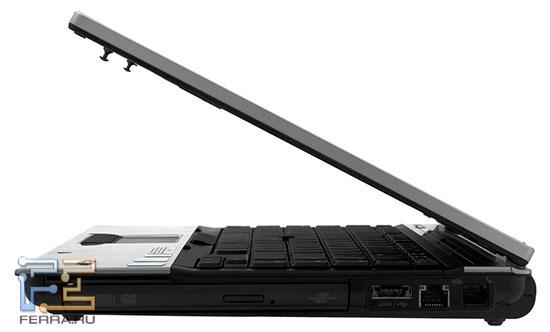 Тонким HP EliteBook 8440p не назовешь