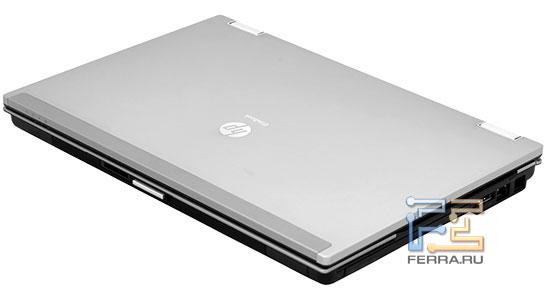 Отпечатков алюминиевая крышка HP EliteBook 8440p не боится