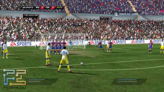 FIFA 11 - лед тронулся, господа! - Ferra.ru