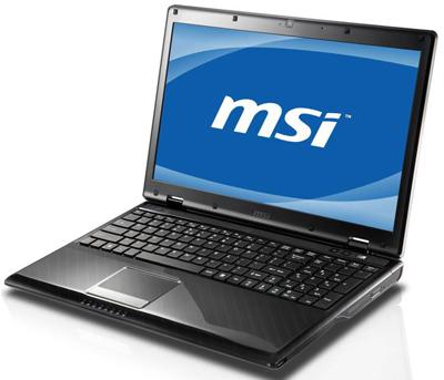 MSI CX620 3D