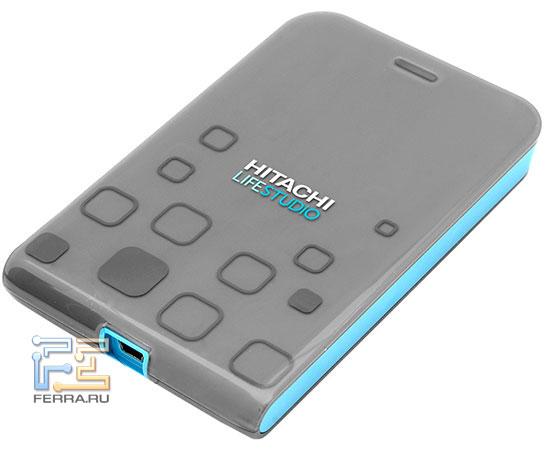 Дизайнеры очень успешно поработали над внешним видом LifeStudio Mobile Plus