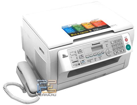 МФУ Panasonic KX-MB2020: всё в одном