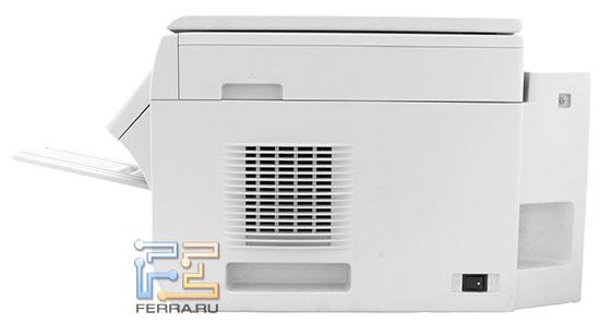 Panasonic KX-MB2020, вид сбоку