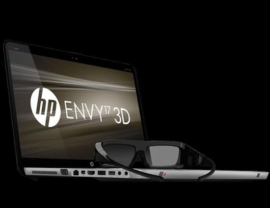 HP ENVY17 3D