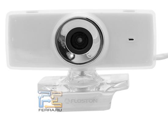 Передняя сторона веб-камеры Floston B18