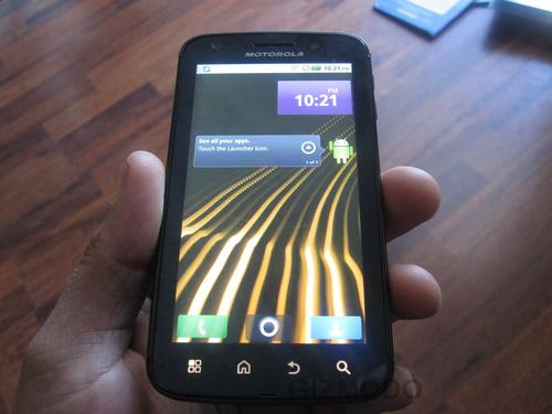 Motorola Olympus