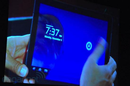 Планшет Motorola