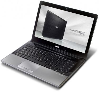 Acer Aspire TimelineX 4820TZG