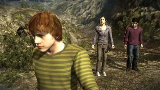 В Harry Potter and the Deathly Hallows: Part 1 взаимоотношения между персонажами не всегда оказываются простыми