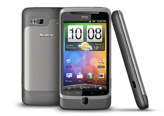 Desire Z � ������������ ���������� QWERTY-�������� � ������� HTC