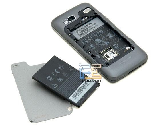 �����������, ������ � ��� HTC Desire Z