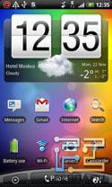 ������� �������� �������� ����� HTC Desire Z