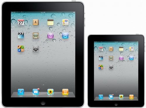 ���� iPad, �����
