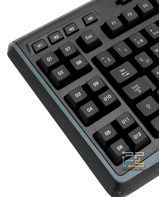 G-клавиши оказались крайне удачной находкой