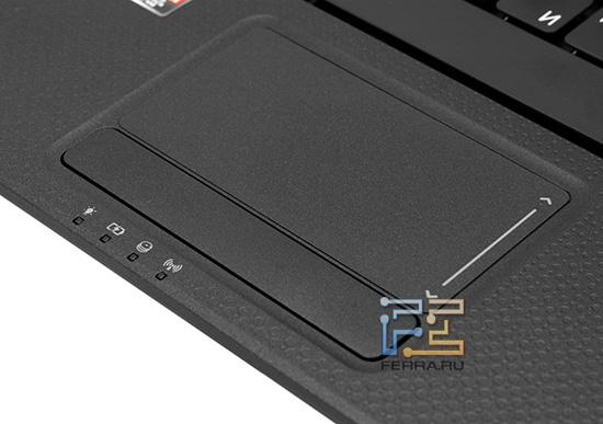 Сенсорная панель eMachines E732G