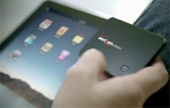 Verizon MiFi � iPad