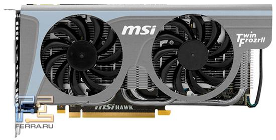 ����� ��� MSI N460GTX Hawk