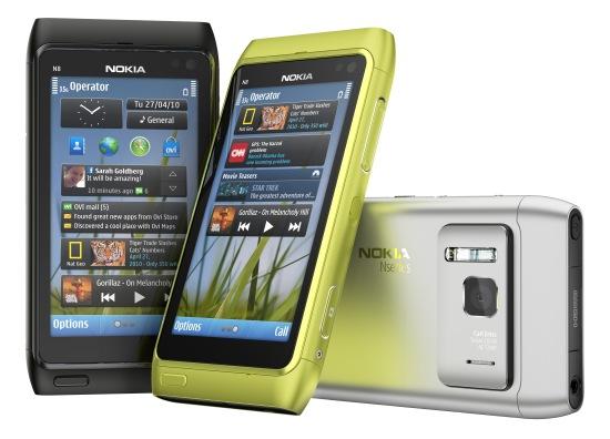 �������� Nokia N8