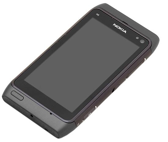 ������� ������ Nokia N8