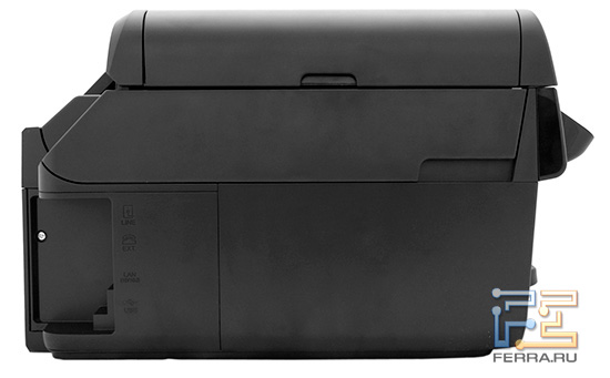 Epson Stylus Office BX320FW, вид сбоку