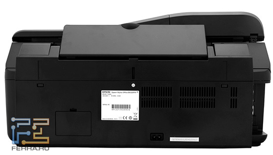 Epson Stylus Office BX320FW, вид сзади
