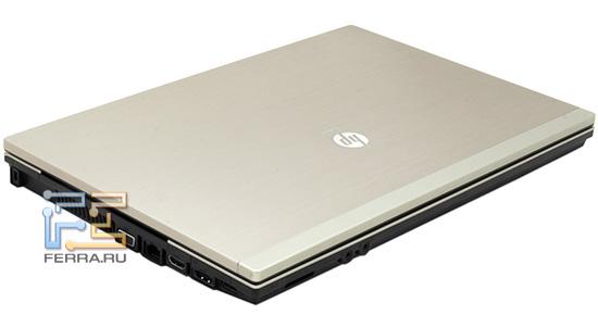 HP ProBook 4520s в закрытом состоянии