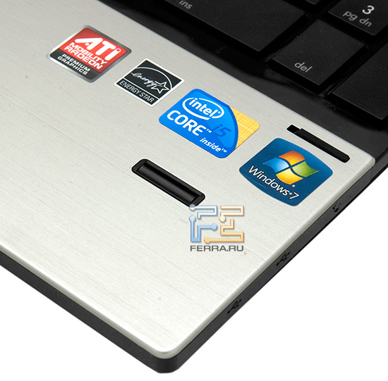 Сканер отпечатков пальцев HP ProBook 4520s