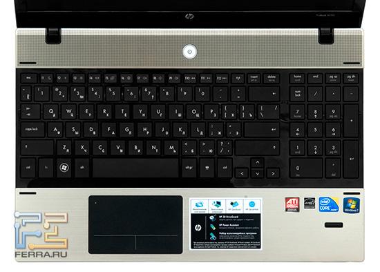 Клавиатура HP ProBook 4520s