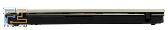 Задний торец HP ProBook 4520s