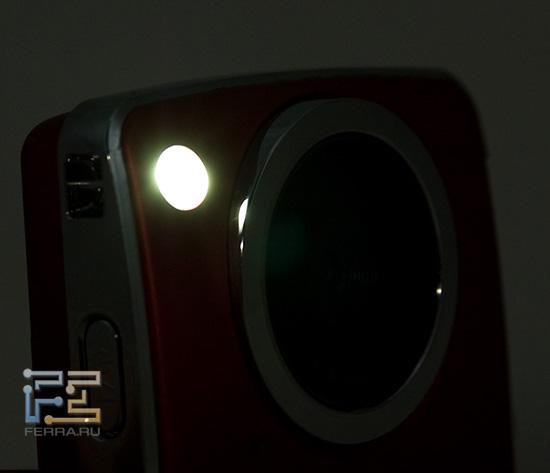 Подсвечивающий светодиод Panasonic HM-TA1